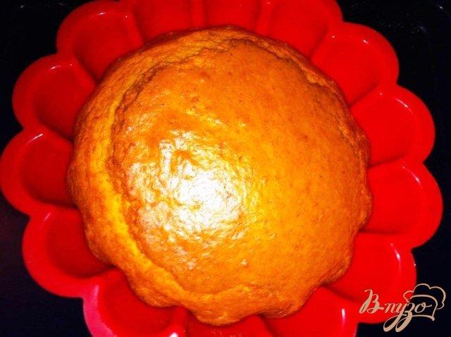 Фото приготовление рецепта: Морковный кекс. шаг №6