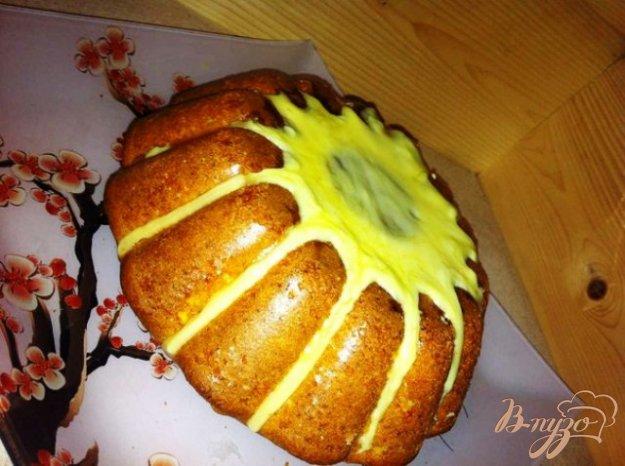 фото рецепта: Морковный кекс.