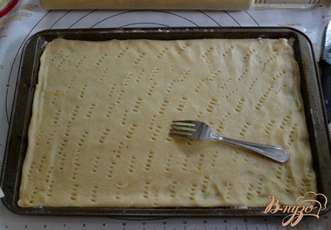 Фото приготовление рецепта: Песочное тесто(Pate Brisee) шаг №4