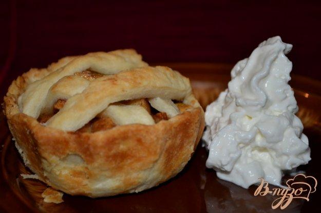 Рецепт Мини яблочный пирог(Mini Apple Pies)