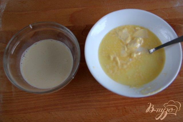 Фото приготовление рецепта: Ароматные булочки с корицей шаг №1