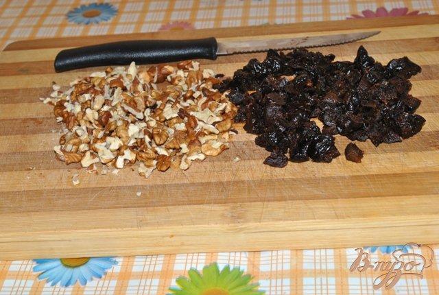 Фото приготовление рецепта: Салат из свеклы