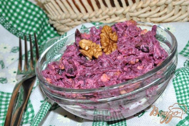 фото рецепта: Салат из свеклы