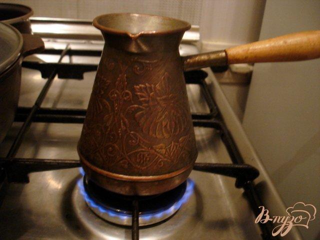 Фото приготовление рецепта: Каппучино шаг №1