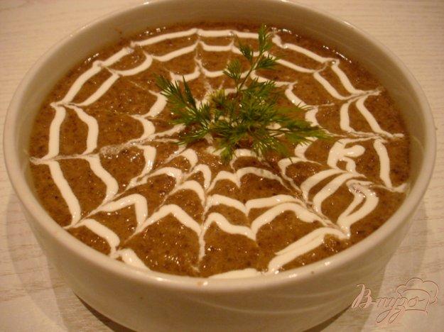 фото рецепта: Крем суп  из шампиньонов