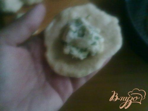 Творожно-сырный пирог- разборник