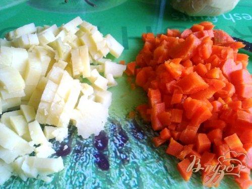 Любимый салат «Столичный»