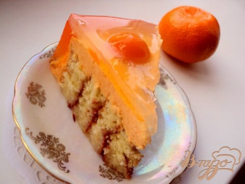 Торт «Осень»