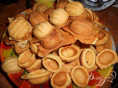 Тесто для песочных орешков