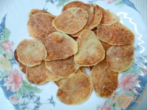 Чипсы картофельные