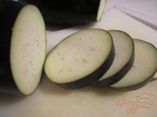Запеканка из баклажан под сыром