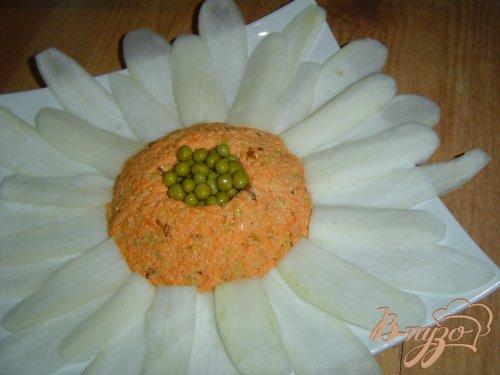 """Салат """"Зимние цветы"""""""
