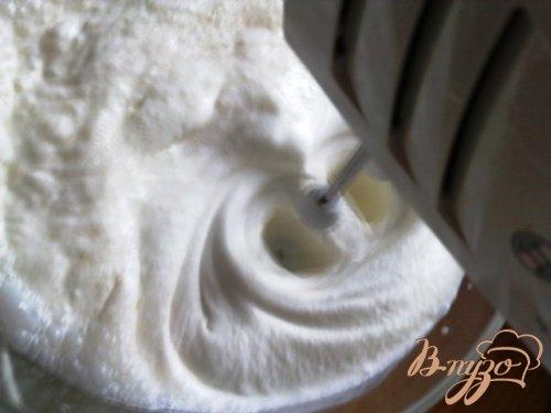 Десертный тортик с творожным кремом