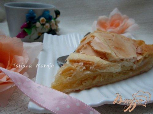 """Пирог """"Беседа"""" ( La tarte conversation)"""