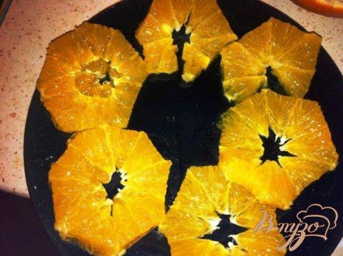 Индейка в апельсинах
