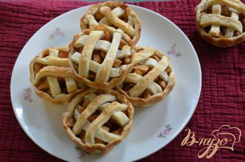 ���� �������� �����(Mini Apple Pies)