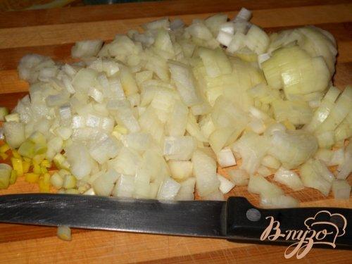 Каша из крупы с мясом и овощами