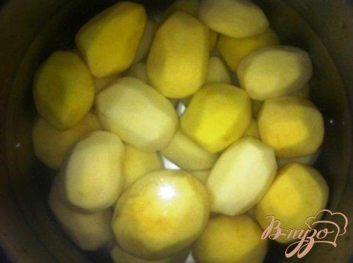 Индейка тушеная с картофелем