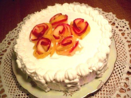 Торт «Татьянин день»