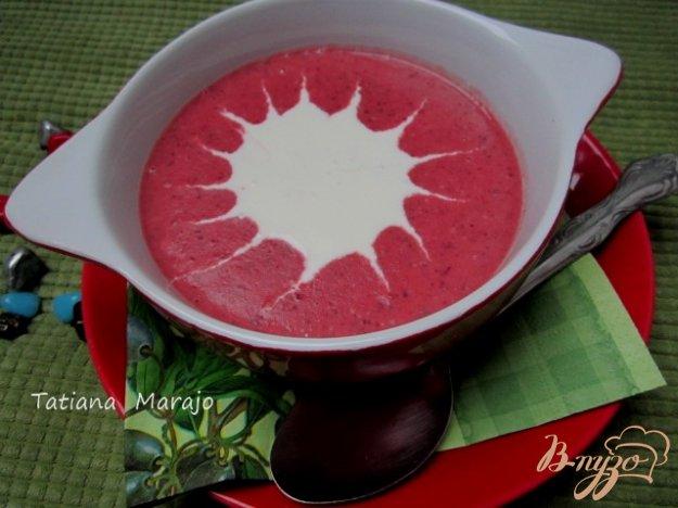 фото рецепта: Фасолевый суп по-кубински