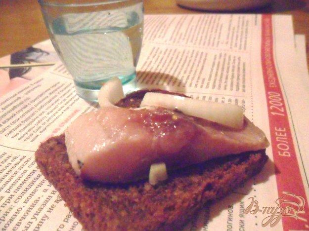 Рецепт Селедка в горчичном соусе