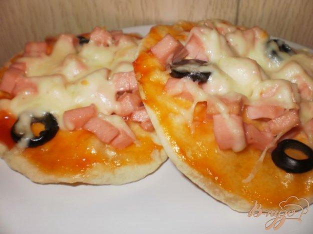 фото рецепта: Мини-пицца