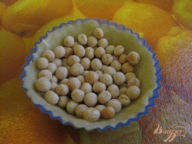Фото приготовление рецепта: Корзинки с фруктами шаг №3