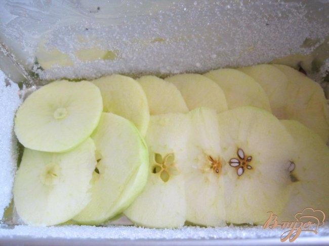 Фото приготовление рецепта: Яблочное суфле шаг №3