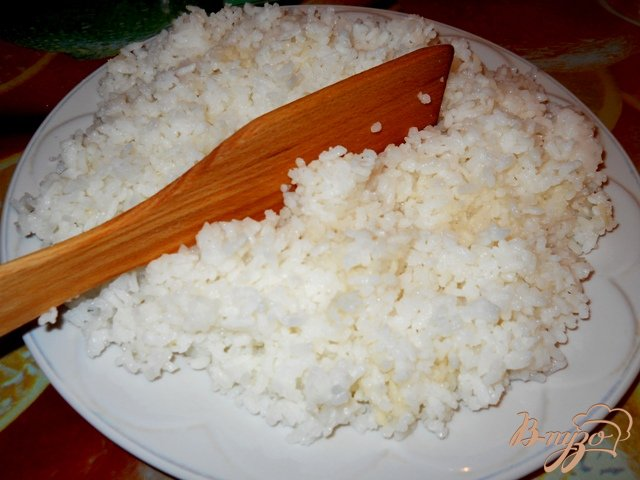 Фото приготовление рецепта: Рис для суши шаг №5