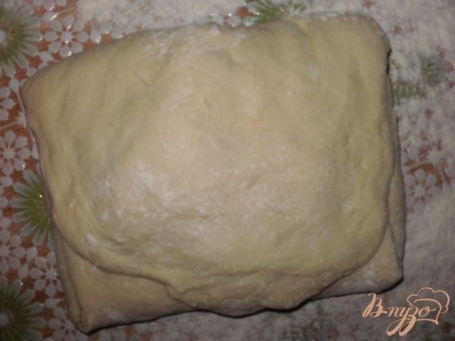 Фото приготовление рецепта: Мини-круассаны шаг №4