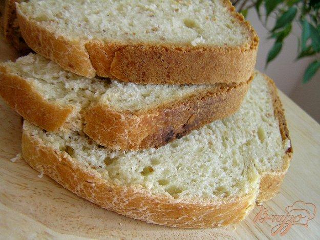 Рецепт Горчичный хлеб с отрубями