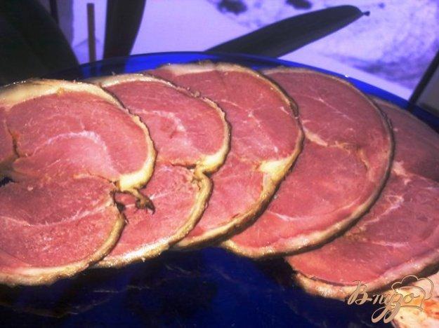 фото рецепта: Копченое филе индюка