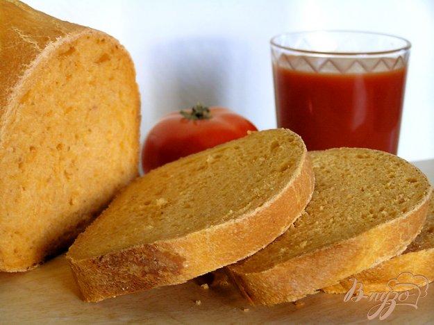 Рецепт Томатный хлеб