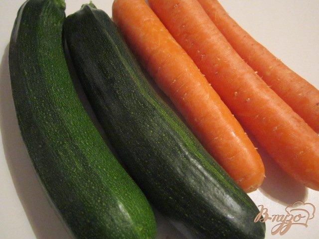 Фото приготовление рецепта: Филе скумбрии с овощной пастой на пару шаг №1