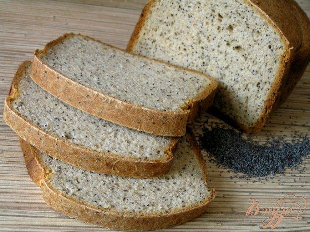 Рецепт Сырно-маковый хлеб