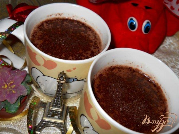 Рецепт Шоколадное какао-молоко