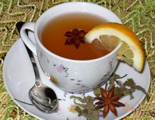 Рецепт Лимонно-имбирный чай с мятой