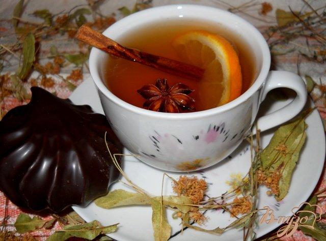 Фото приготовление рецепта: Травяной чай