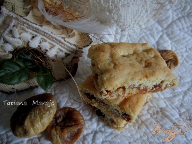 Рецепт Рассыпчатое печенье с сухофруктами