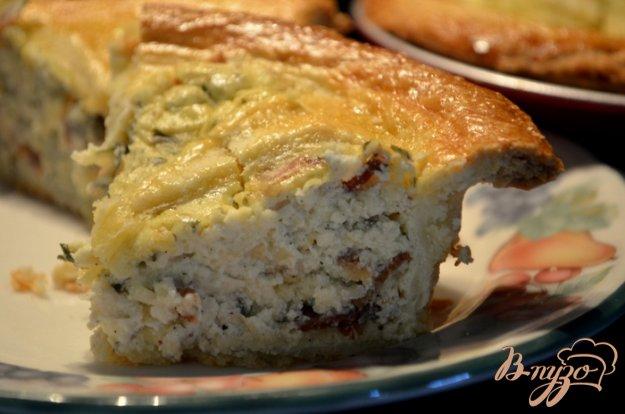 Рецепт Пряный итальянский пирог