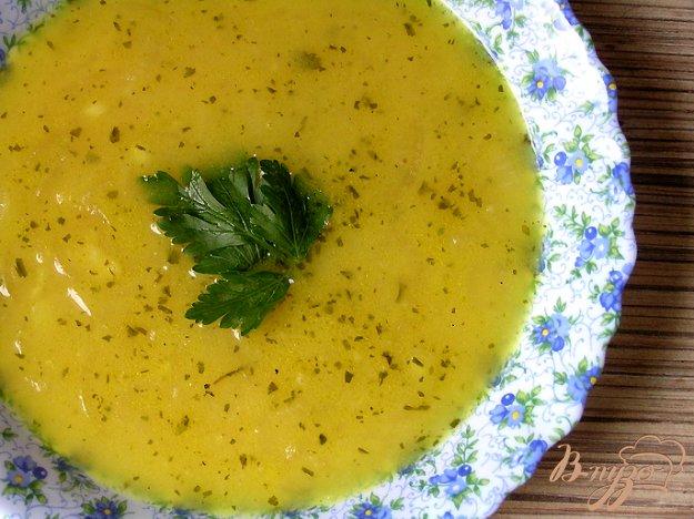 Рецепт Пряный луковый суп по-персидски