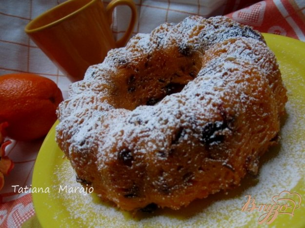 фото рецепта: Вермишелевый кекс