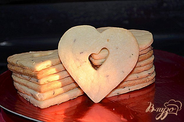 Рецепт Песочные сердечки