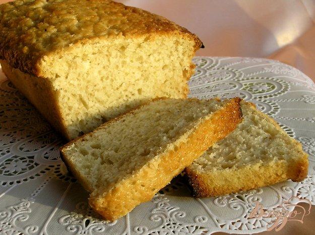 Рецепт Десертный хлеб с карамельной корочкой