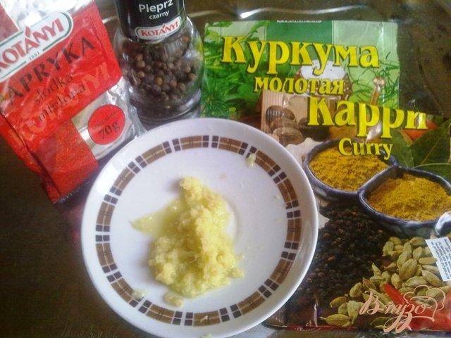 Фото приготовление рецепта: Суп-пюре из чечевицы с крутонами. шаг №6