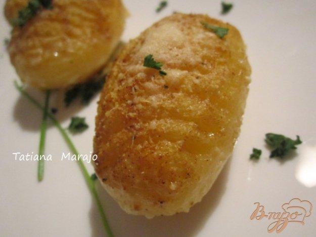 Рецепт Пикантный картофель