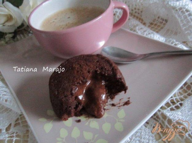 фото рецепта: Шоколадное пирожное