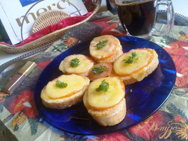 Рецепт Гренки на завтрак