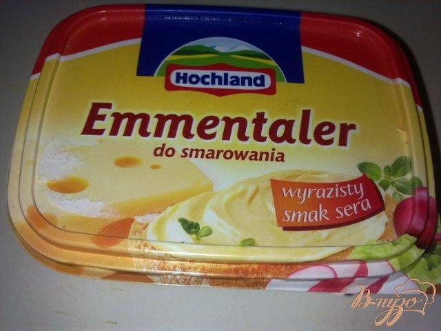 Фото приготовление рецепта: Суп-пюре из чечевицы с сыром и  копченой грудинкой. шаг №6