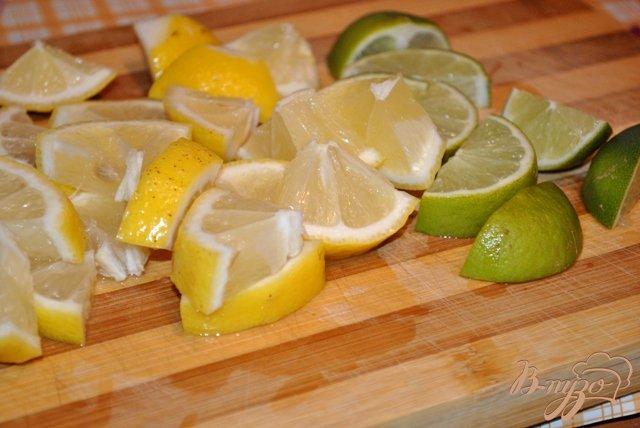 Фото приготовление рецепта: Имбирно-мятный лимонад шаг №1